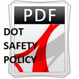 DOT Driver Safety Policy
