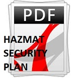 HazMat Security Plan